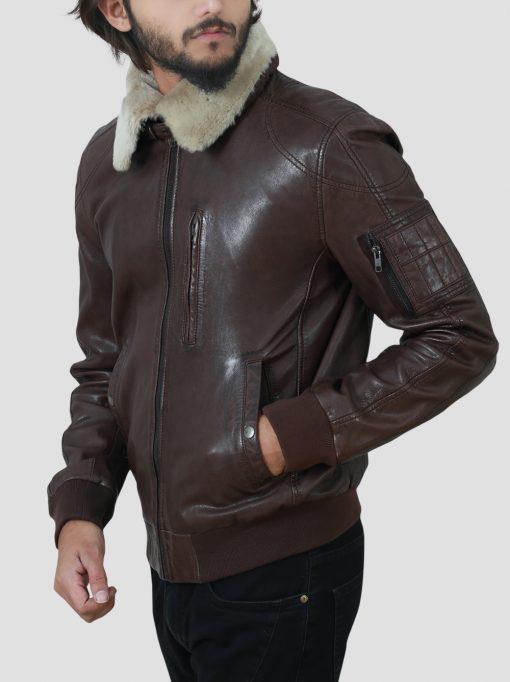 Jackson Mens Leather Jacket